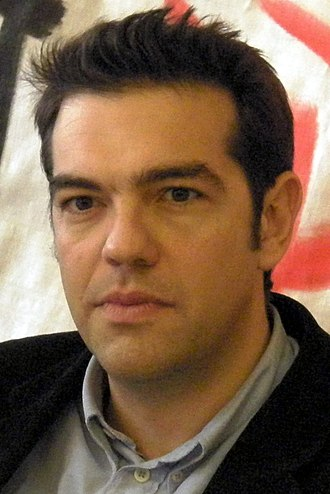 2009 Greek legislative election - Alexis Tsipras