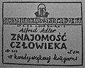 Alfred Adler Znajomosc czlowieka 1948.jpg