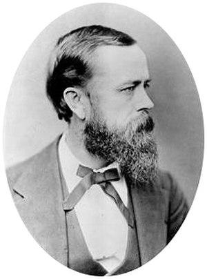 Alfred B. Mullett - Image: Alfred Bult Mullett