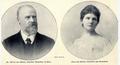 Alfred von Bülow & Marie Julie von Bülow, 1905.png