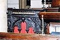 All Saints, Newchurch - Stall - geograph.org.uk - 1155173.jpg