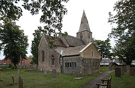 All Saints, Wittering (geograph 2466892).jpg