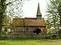 All Saints, the parish church of Ulting - geograph.org.uk - 804186.jpg