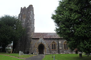 Chipstable - All Saints Church