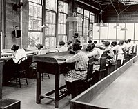 Picture of a movie: The Radium Girls