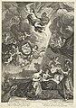 Allegorie op geboorte van Willem III, prins van Oranje-Nassau in 1650, RP-P-OB-33.624.jpg