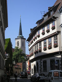 Allerheiligenstraße Erfurt