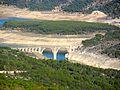 Alocén-El Embalse de Entrepeñas, viaducto.JPG