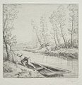 Alphonse Legros - Morning on the River (Le Matin sur la rivière) - 1920.592 - Cleveland Museum of Art.jpg