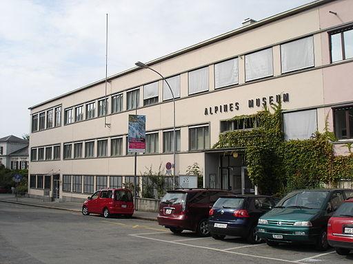 Museo Alpino de Suiza