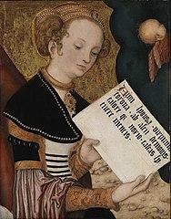 Světice, sv. Anežka Římská