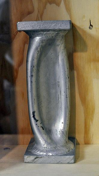 Pressure - Image: Aluminium cylinder