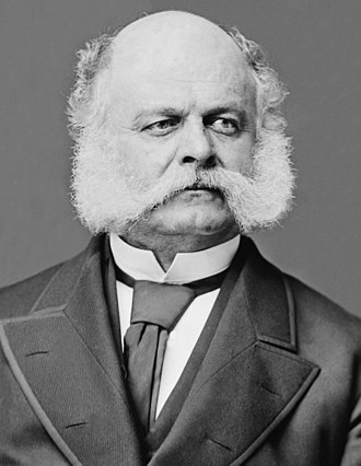 Ambrose Burnside - Ambrose Burnside, circa 1880