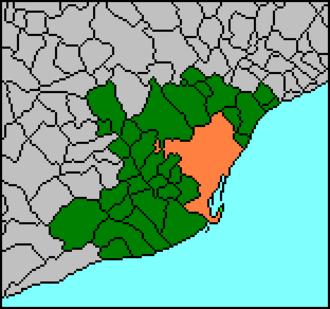 Àrea Metropolitana de Barcelona - Environmental Body