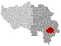 Amel Liège Belgium Map.png