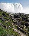 American Falls (Niagara Falls, northwest of Buffalo, New York State, USA) 9 (19936769208).jpg