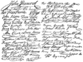 Americana 1920 Declaration of Independence - signatures.png