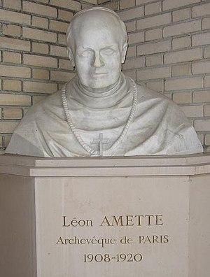 Léon-Adolphe Amette - Cardinal Amette