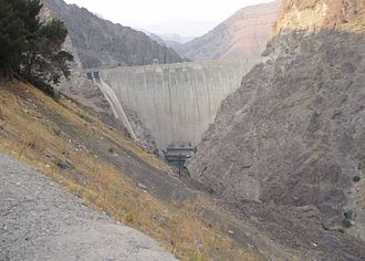 Amir Kabir Dam - Amir Kabir Dam