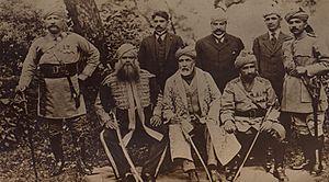 Ikbal Ali Shah - Image: Amjad Ali Shah