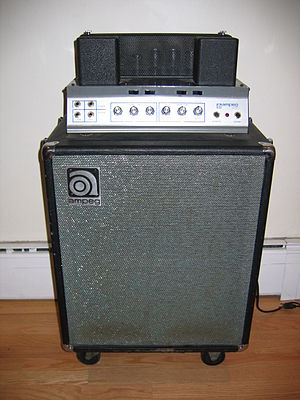 Ampeg - Ampeg Portaflex B-15N (early 1970s)