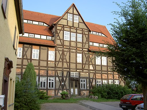 Amtshaus Schweinitz