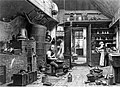 An apothecary, John Simmonds, and his boy apprentice, Willia Wellcome L0009858.jpg