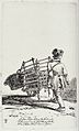 An itinerant salesman pushing the cart from which he sells w Wellcome V0020383.jpg