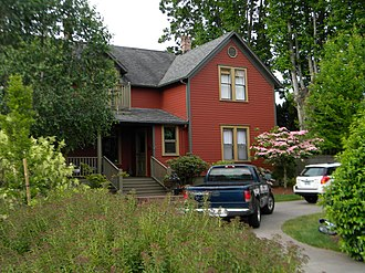 National Register of Historic Places listings in Clark County, Washington - Image: Anderson Beletski Prune NRHP 86001100 Clark County, WA