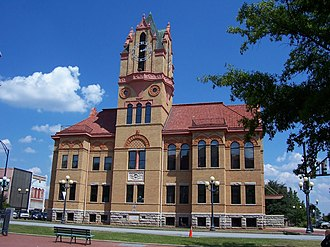 Anderson County, South Carolina - Image: Anderson County Courthouse Anderson, SC