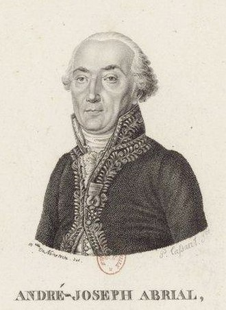 André Joseph Abrial - André Joseph Abrial