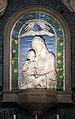 Andrea della Robbia, madonna col bambino della cappella del rosso, 1470-1480 circa 01.JPG