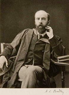 A. C. Bradley 20th-century English literary scholar