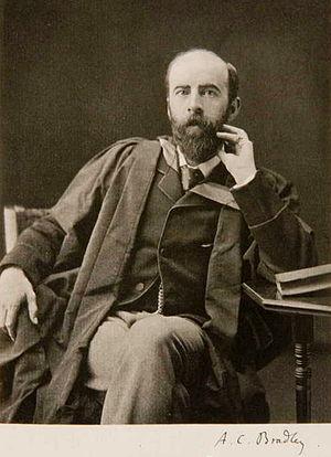 A. C. Bradley - Andrew Cecil Bradley in 1891