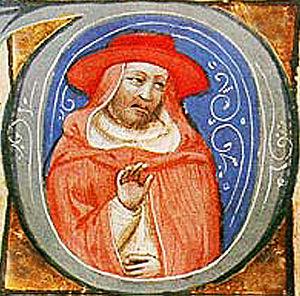 Angel de Grimoard - Cardinal Anglic de Grimoard