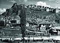 Ankara Castle, early 1950s (16851315102).jpg