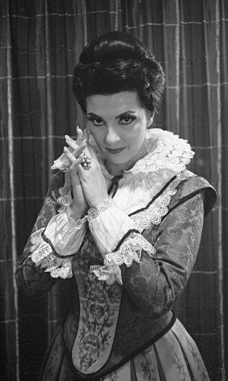 Anna Moffo - Anna Moffo in 1962