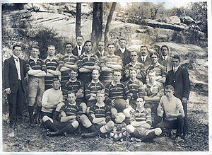 Annandale (rugby league team) - Annandale RLFC 1912