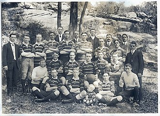 Annandale (rugby league team) - Annandale RLFC 1912
