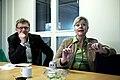 Annika Qarlsson och Ola Johansson Centerpartiet 23 (24731812207).jpg