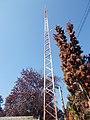 Antennenturm, Széchenyi Avenue 27, 2018 Karcag.jpg