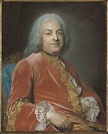 Alexandre Balthazar Laurente Grimod de la Reynière
