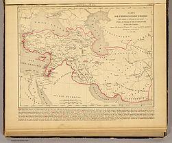 Antoine Philippe Houze . L'Empire des Perses. 1844.jpg