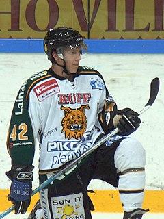 Juuso Antonen Finnish ice hockey player