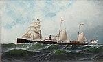 Antonio Jacobsen - Auxiliary Steamship 'Somerset', 1877.jpg