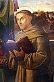 Antonio solario detto zingaro, madonna col bambino tra i ss. pietro e francesco, 1514 ca. (ve) 02.JPG