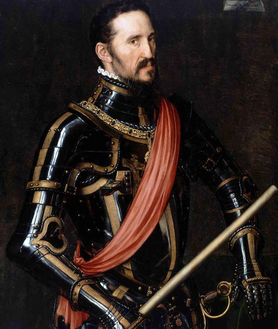 Antonis mor, fernando àlvarez de toledo, duca di alba, 1549, 01