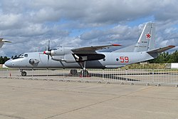 Antonov An-26 'RF-92950 - 59 red' (37140609032).jpg