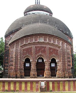 Antpur - Antpur Radhagovindjiu Temple