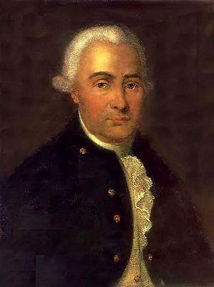 Aleksey Antropov - Self-portrait, 1784